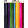 Олівці кольорові 18 кольорів Yes Santoro Rosebud (8) 290567