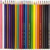Олівці кольорові 24 кольори Marco Gold (6) (120) E4100G-24CB