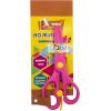 Ножиці дитячі Умка 13,3 см пластикові безпечні рожеві (24) НЦ405-12