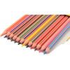 Олівці кольорові 12 кольорів Bic Кідс Еволюшн Страйпс (12) 950522/9102