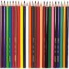 Олівці кольорові 24 кольори Marco (6) (120) 1100-24CB