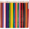 Олівці кольорові 24 кольори акварельні Marco (6) (120) №4120-24CB