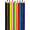 Олівці кольорові 12 кольорів Maped Color Peps Maxi 834010