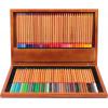 Олівці кольорові 72 кольори Marco Fine Art дерев'яна коробка  (2) (8) 3100-72WB