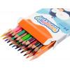 Олівці кольорові 24 кольори Marco (6) (60) 2150ST-24CB/8420