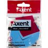 Блок для заміток з липким шаром 70х70 мм 50 аркушів фраза Axent (1) (24) 2443-03