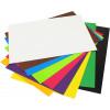 Картон кольоровий А4 10 аркушів Тетрада (25)