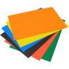 Набір картону і паперу кольорового А4 7+7 Все цвета радуги Тетрада (25)