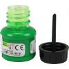 Туш Koh-i-noor 20 грам флуоресцентна зелена (20) №141790501LP