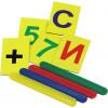 Набір Вчимося рахувати та читати український алфавіт одинарний (1) (140)