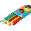 Олівці кольорові 6 кольорів Yes Happy colors (24) 290400