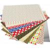 Набір картону і паперу дизайнерський 12 листів/Тетрада/(1) (30)