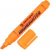 Текстмаркер Centropen Fax 1-4,6мм скошений помаранчевий (10) №8852