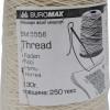 Нитка для прошивки паперу Buromax бавовняна 130г 250м 5556