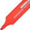 Текстмаркер Sсholz 1-5мм червоний (10) №210