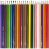 Олівці кольорові 24 кольори Marco Пегашка (6) (120) 1010-24