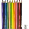 Олівці кольорові 12 кольорів Marco Пегашка Jumbo (12) (72) 1040-12