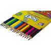 Олівці кольорові 18 кольорів Cool For School Extra soft трикутні (8) CF15144