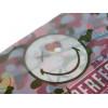Папка-конверт Yes A4  Smiley World дівчинка на кнопці (12) 491812