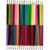 Олівці кольорові 36 кольорів/18 шт 1 Вересня Spider (8) 290624