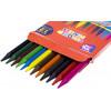Олівці кольорові 12 кольорів Cool For School пластикові, тригранні CF15182