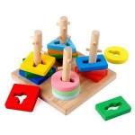 Развивающие и деревянные игрушки для детей