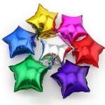 Воздушные шарики фольгированные