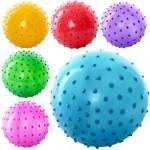 М`ячі каучукові, масажні