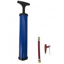 Насос для накачуваня м'ячів з еластичною трубкою, в кульку 23см (200) MS0569