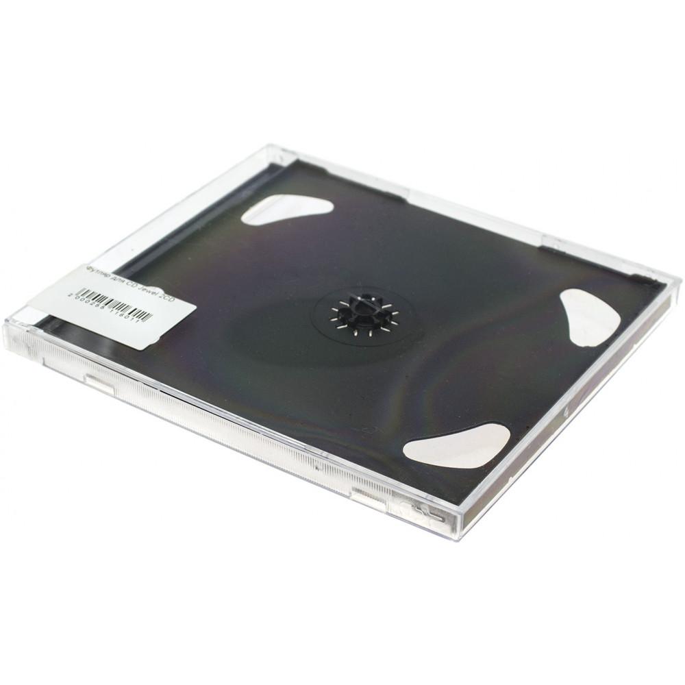 Футляр для CD Jewel 2CD