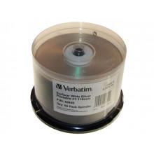 DVD+R 16х4.7Gb/120min Verbatim штырь printable матовый (50)