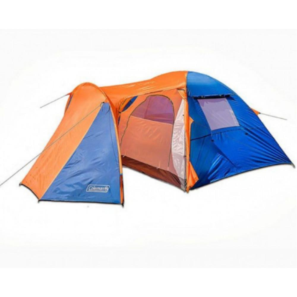 Палатка 3 х-местная 310 х210х150см и веранда №1504