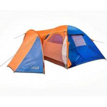 Палатка 3х-местная 310х210х150см и веранда №1504
