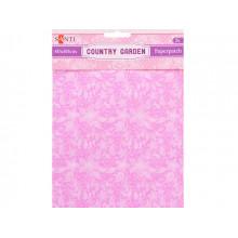 Бумага для декупажа Santi Country garden 40х60см 2 листа №952515