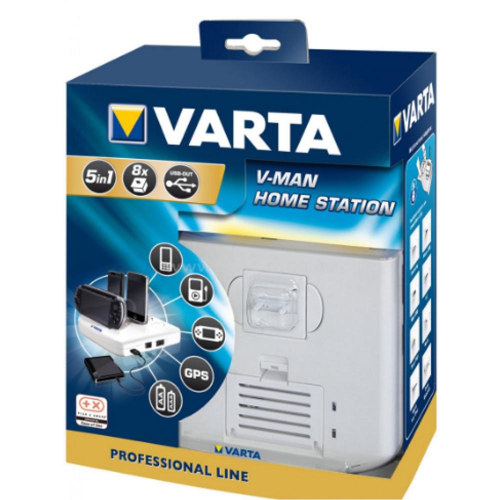 Зарядное устройство универсальное Varta V-Man Home Station 57900 101111
