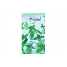 Платочки бумажные Alsupak Мята (10) (160)