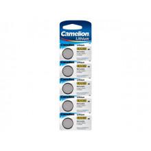 Батарейка Camelion CR2025/5bl 3V (5) (50)