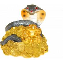 Скарбничка Змія сіра (1) (48) FH1231(1006040)