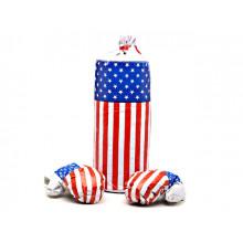 Боксерський набір DankoToys Америка маленький (10)
