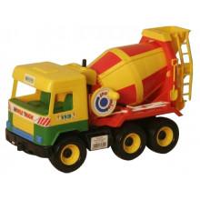Бетоносмеситель малый Super truck 58х27х18см №36590