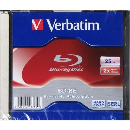 BD-RE 2х25Gb SL Verbatim slim (20)