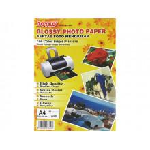 Фотопапір глянцевий Joyko А4 230г/м2 210х298мм (20) (1000) GSP-A4-10/GSP-A4-230
