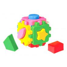"""Куб """"Розумний малюк"""" Міні Технокомп 1882"""