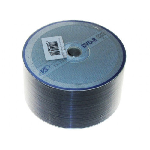 DVD-R 16х4.7Gb/120min VS bulk (50)