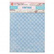 Бумага для декупажа Santi Vintage 40х60см 2 листа №952471
