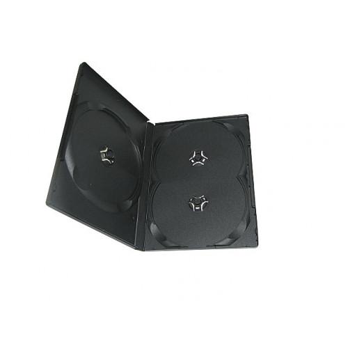 Футляр Box DVD 3шт 14мм (100)