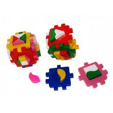 """Куб """"Розумний малюк"""" Технокомп 0458"""
