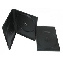 Футляр Box DVD 2шт 14мм (100)