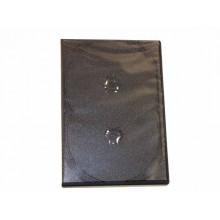 Футляр Box DVD 4шт 14мм (100)