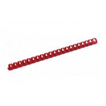 Пружины Buromax пластиковые d14мм красные (100) №0504-05